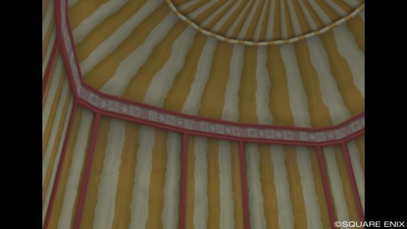 プクリポ装備カタログ★ドラクエ10-サーカスハウス内装デフォルト色2