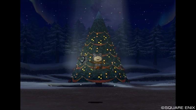 プクリポ装備カタログ★ドラクエ10-クリスマスツリー3