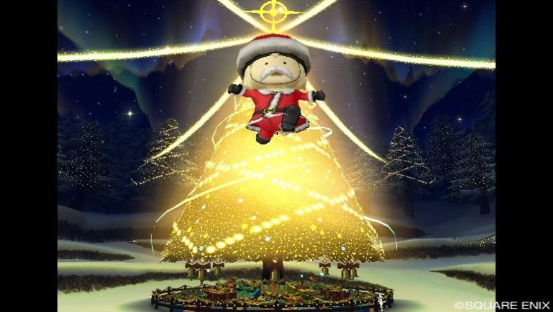 プクリポ装備カタログ★ドラクエ10-クリスマスツリー4