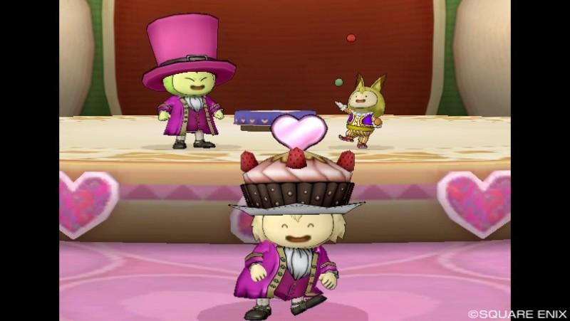 プクリポ装備カタログ@ドラクエ10-バレンタインイベント