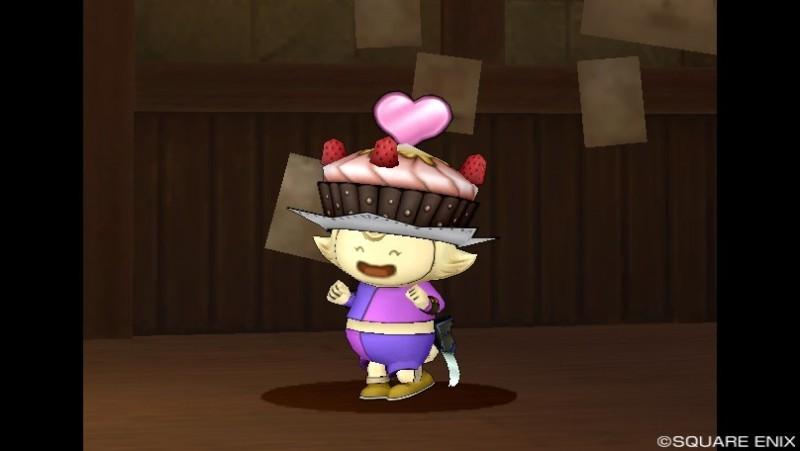 プクリポ装備カタログ@ドラクエ10-バレンタインイベント3
