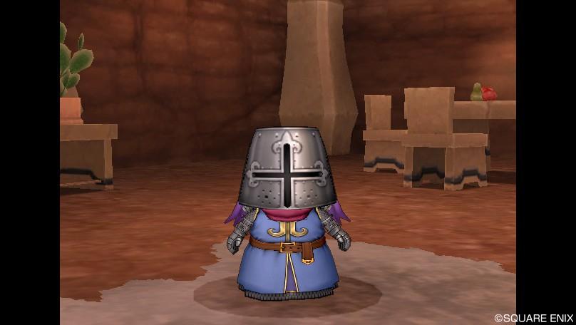 聖騎士のよろいセット1