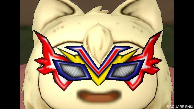 顔アクセ_Vジャンプの仮面4
