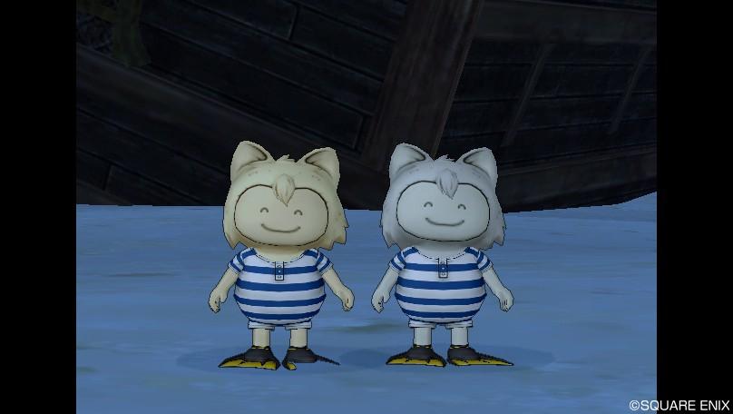 双子プクリポ1