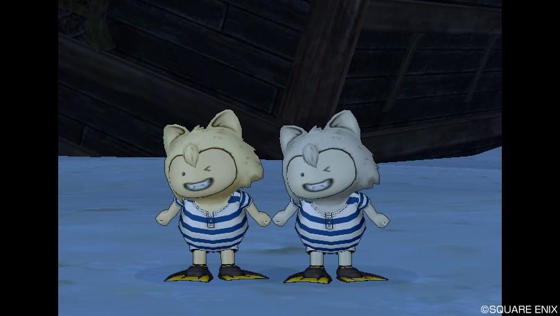 双子プクリポ2