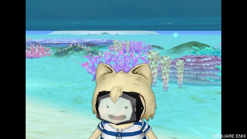水中メガネ2