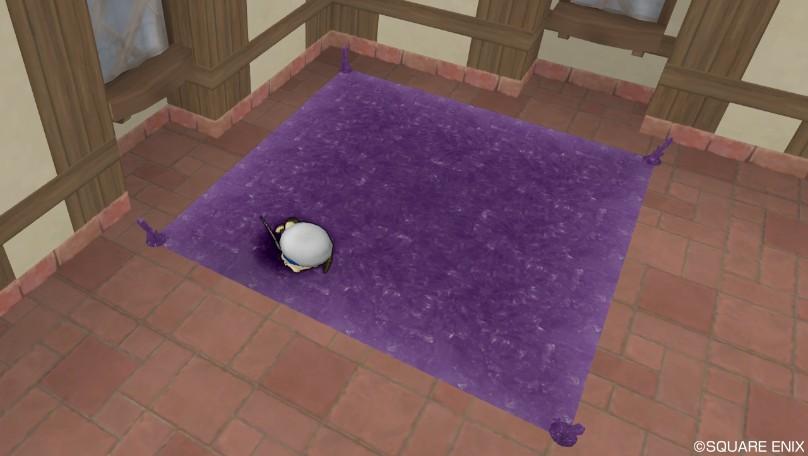 紫水晶のカーペット1
