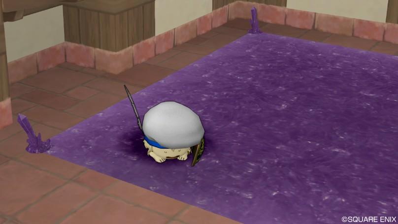 紫水晶のカーペット2