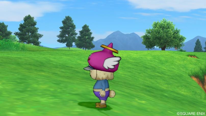 エンゼルスライム帽d