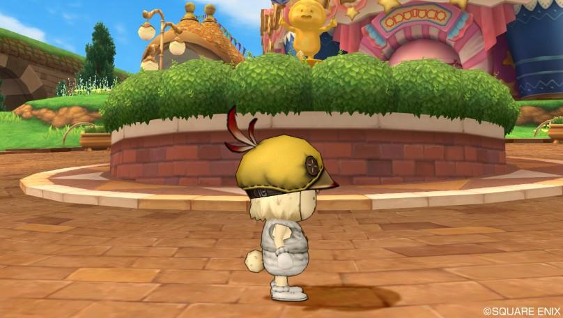 イベント_チョコボの帽子b