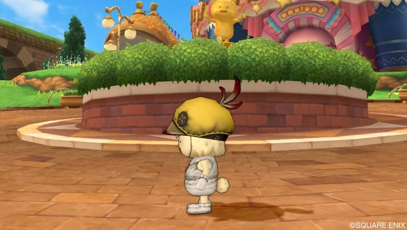 イベント_チョコボの帽子d