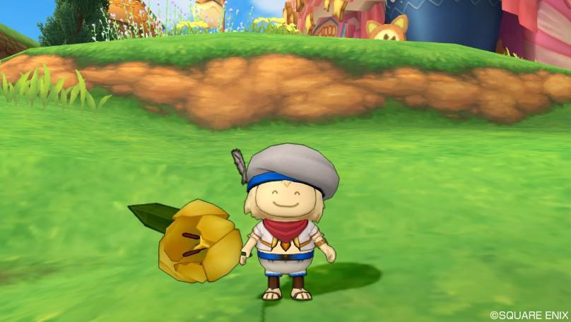 黄色チューリップ傘6