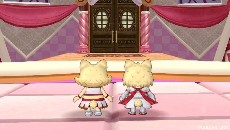 201503ホワイトデー応援団の服&チアガールの服3