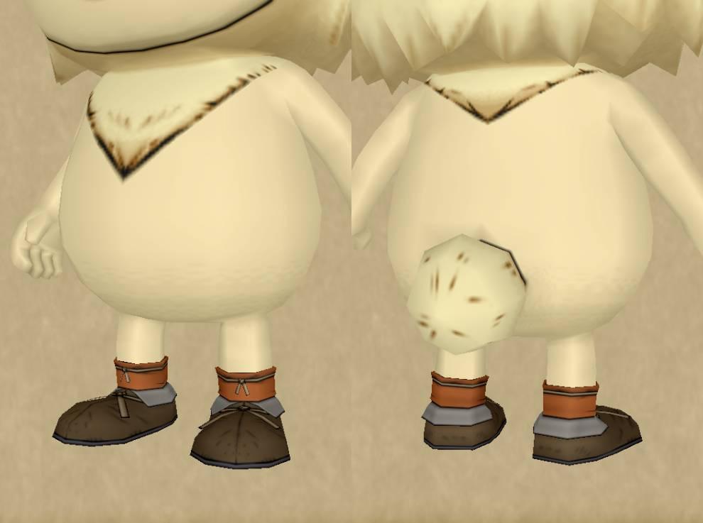 疾き盗賊のブーツ
