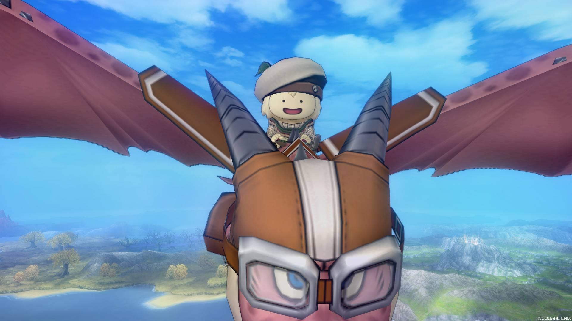 DQ10 飛竜のおめかし-冒険ゴーグル