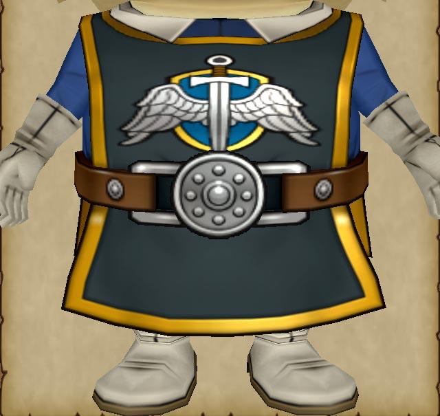 護りの盾の正装-詳細1