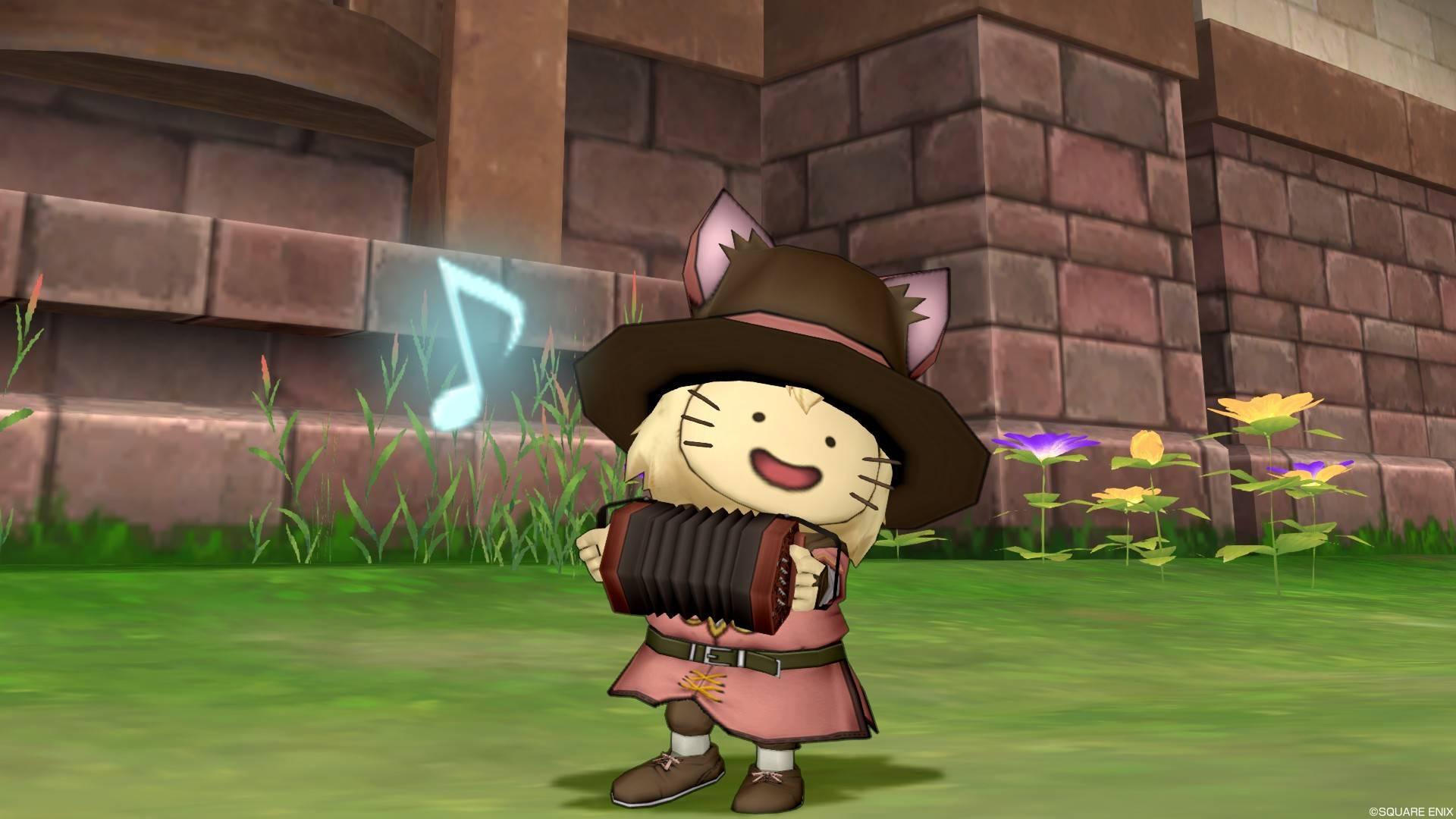 dq10-いちごチョコカラーの旅芸人コーデ3