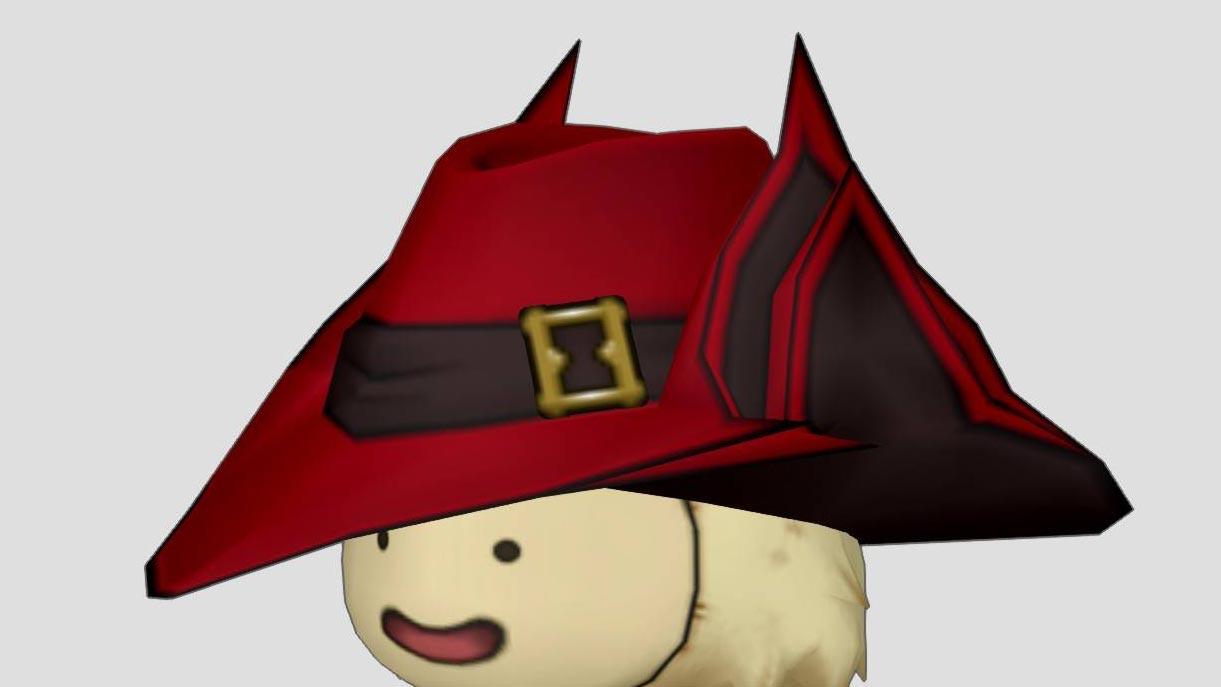 猫貴族の帽子