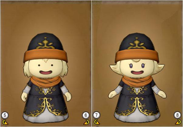Lv60_王宮魔術師ローブセット