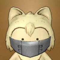 エージェントマスク(プクリポ)