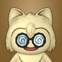 ぐるぐるメガネ(プクリポ)