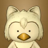 ヒヨコのマスク(プクリポ)