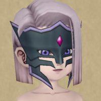 氷の魔王のマスク(人間)