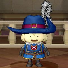 魔法戦士団制服セット(プクリポ)