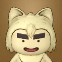 ノリまゆげシール(プクリポ)