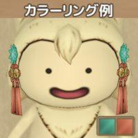 蓮華の鈴飾り(カラーリング)