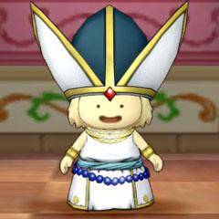 聖賢者のローブセット(プクリポ)