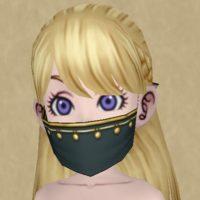 占い師のマスク(人間)
