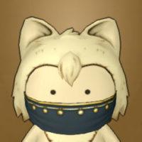 占い師のマスク(プクリポ)